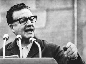 Salvador Allende (1908 - 1973)